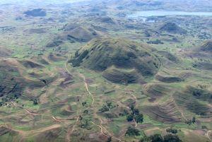 MADAGASCAR : Le massif central de l'Itasy