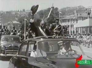 le PREMIER PRESIDENT de la REPUBLIQUE MALGACHE