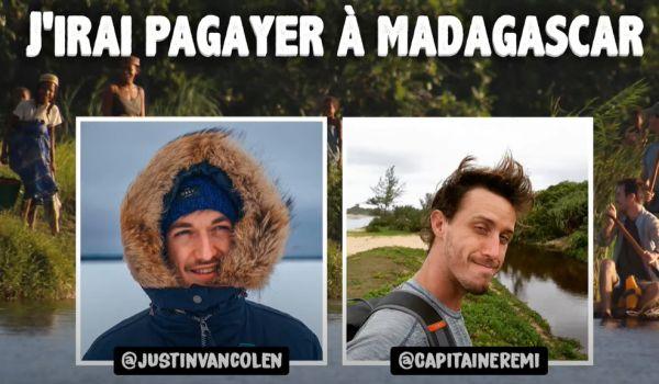 J'irai pagayer à Madagascar avec @Justin Van Colen