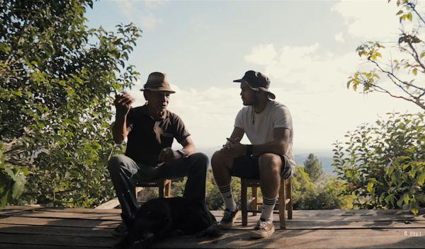 Vision de Madagascar Jc PIERI interview de Jeannot