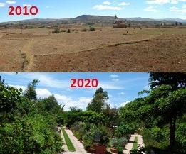 L'histoire de Souimanga Hôtel Antsirabe 2010-2020