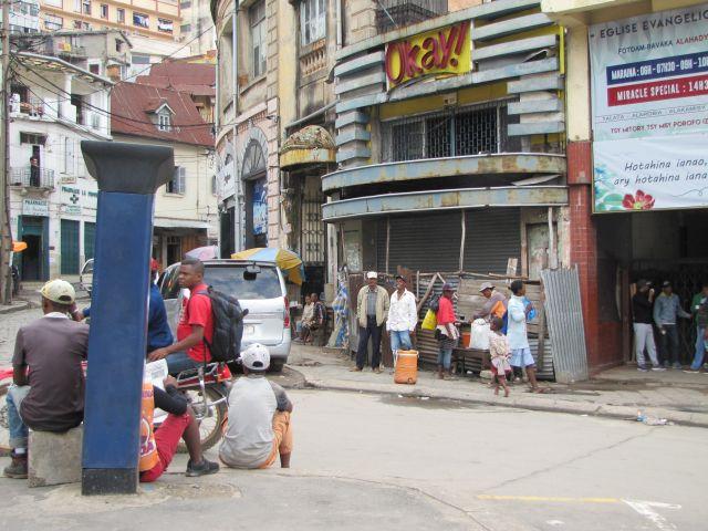 Madagascar BIG DATA données formelles exode rural
