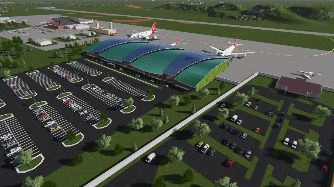 Aéroport Antananarivo Ravinala Airport Madagascar