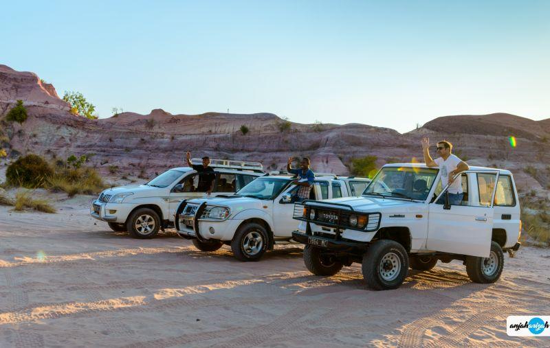 Excursions et Location véhicules