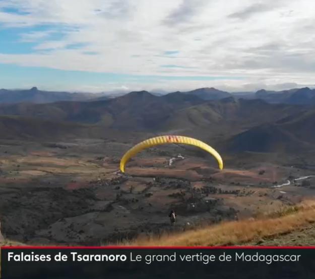 FALAISES DE TSARANORO-FRANCE2-3