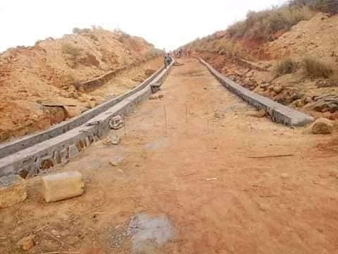 Route de Maintirano en septembre 2020