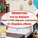 COCO LODGE Majunga Promotion 2021