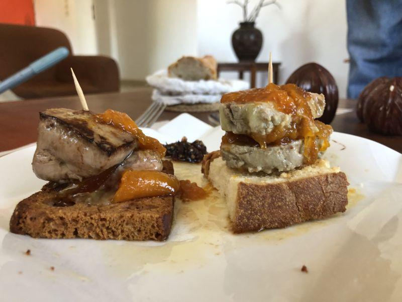 Restaurant – foie gras