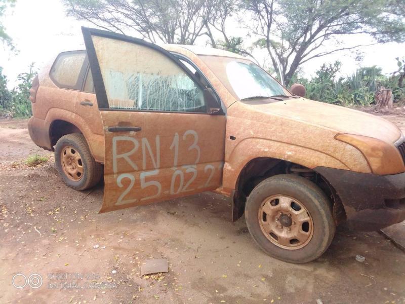 RN13 Madagascar 1102 kms en 22 heures chrono