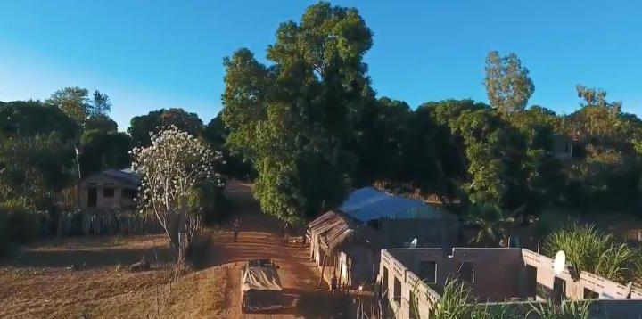ANALALAVA survolé par un drone en 2019