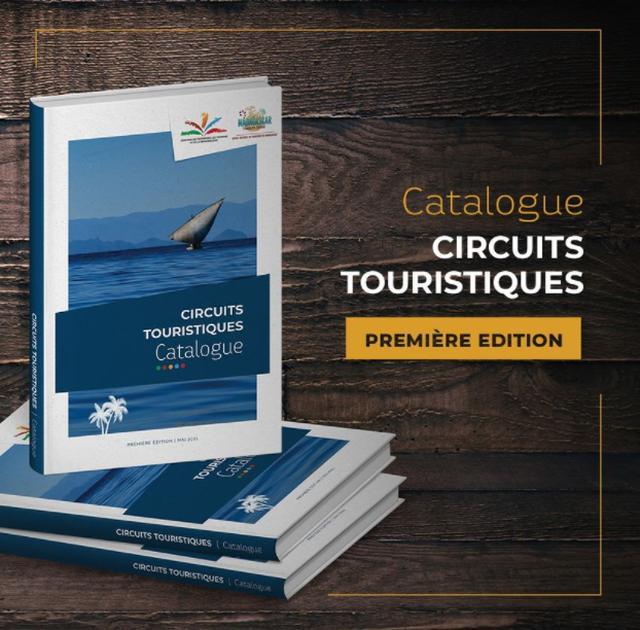 LE catalogue des Circuits Touristiques dans tout Madagascar 2021