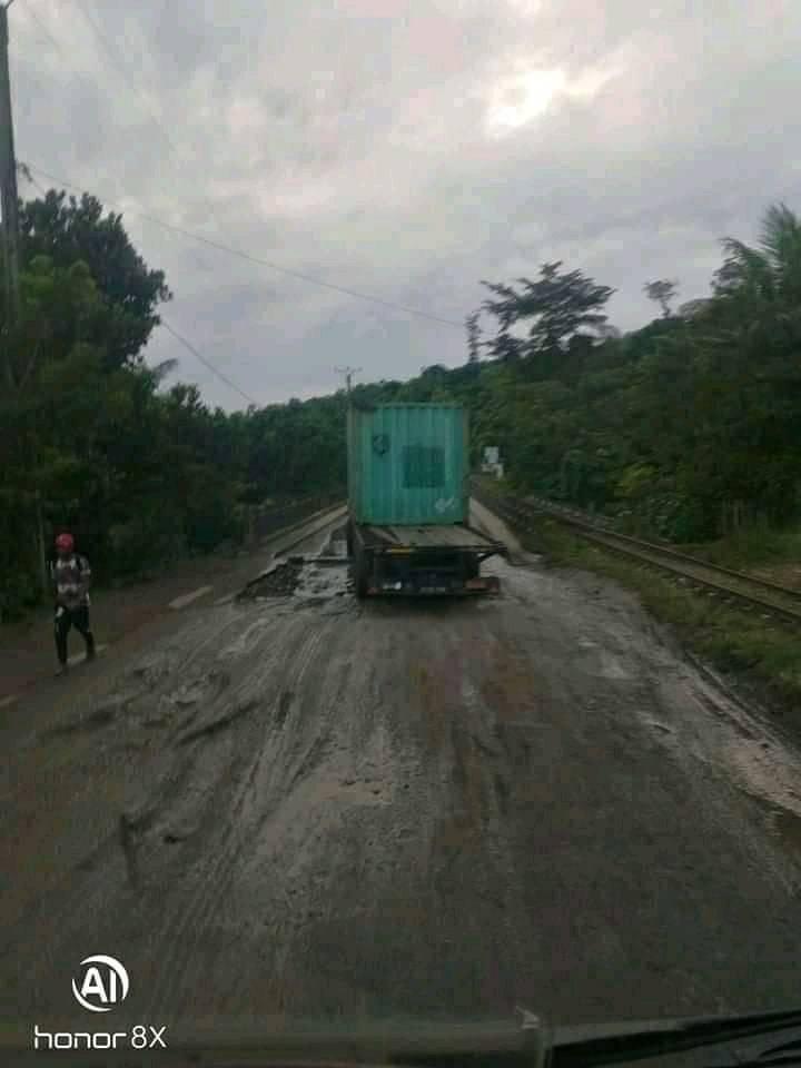 RN2 Direction Toamasina JUIN 2021