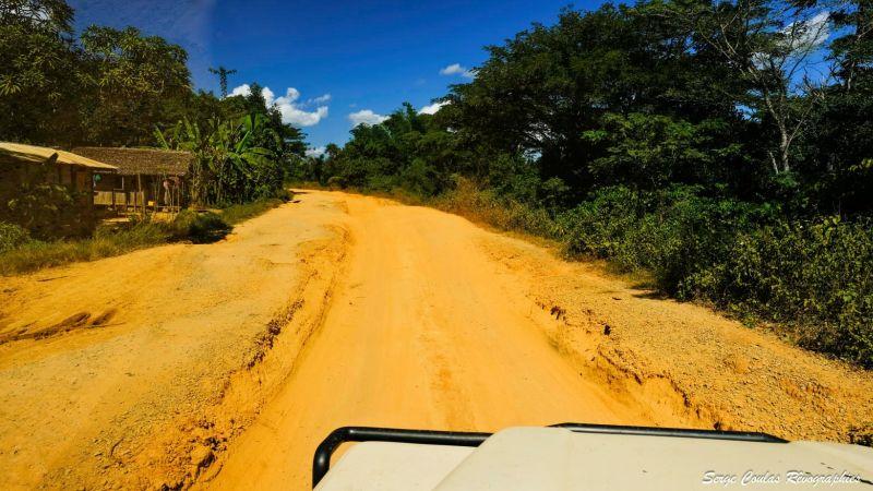 ROUTES NATIONALES à Madagascar la RN6 en 2021