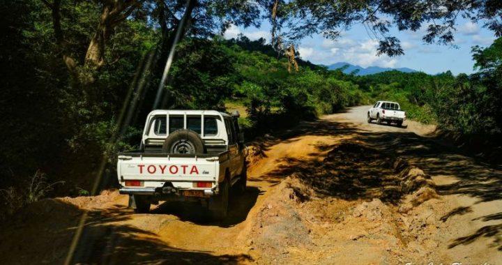 RN 6 Le retour du calvaire axe Ambondromamy Ambanja
