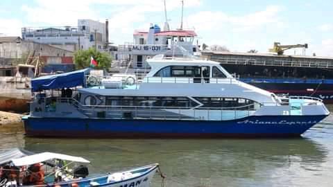 Ariane Express va relier Mahajanga à Maintirano 120 places